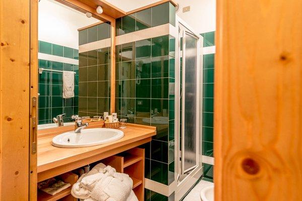 Foto del bagno Park Hotel Sport