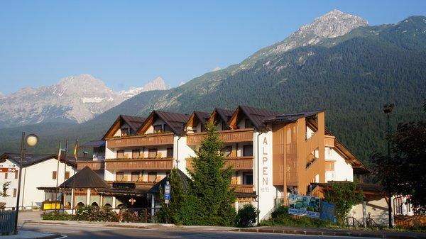 Foto estiva di presentazione Alpen - Hotel 3 stelle sup.
