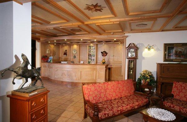 Le parti comuni Hotel Alpen