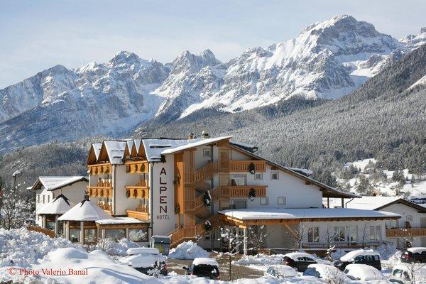 Foto invernale di presentazione Alpen - Hotel 3 stelle sup.