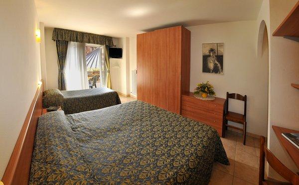 Foto della camera Hotel Alpen