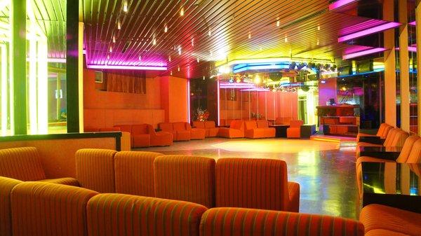 Foto del bar Hotel Alpen