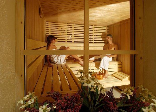 Foto della sauna Molveno
