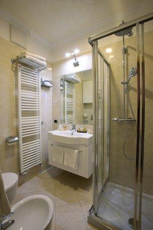 Foto del bagno Hotel Alexander