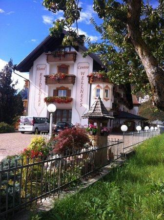 Foto esterno in estate Belvedere