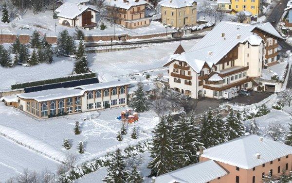 La posizione Hotel Belvedere Fai della Paganella