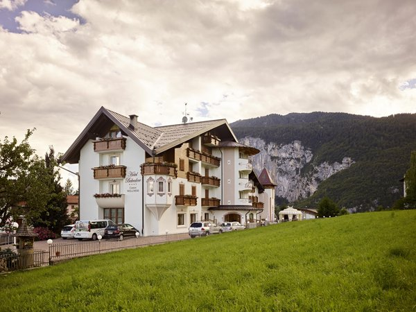 Foto estiva di presentazione Hotel Belvedere