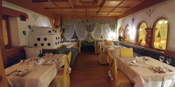 Il ristorante Fai della Paganella Belvedere