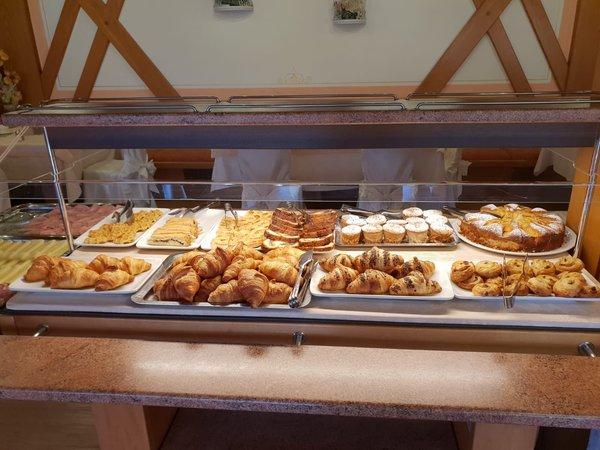 La colazione Hotel Belvedere