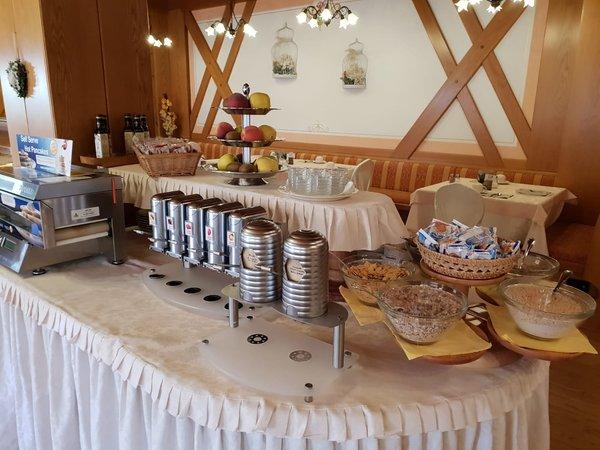 La colazione Belvedere - Hotel 3 stelle sup.