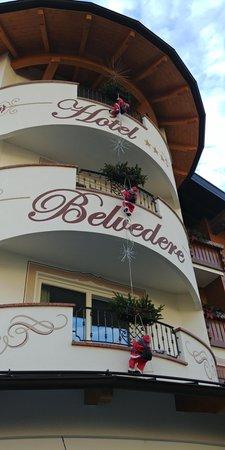Foto esterno Hotel Belvedere