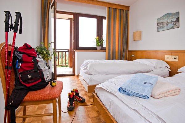 Foto della camera Hotel Arcobaleno