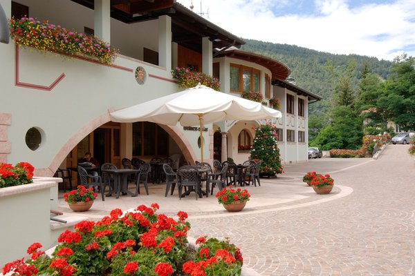 Foto estiva di presentazione Arcobaleno - Hotel 3 stelle sup.