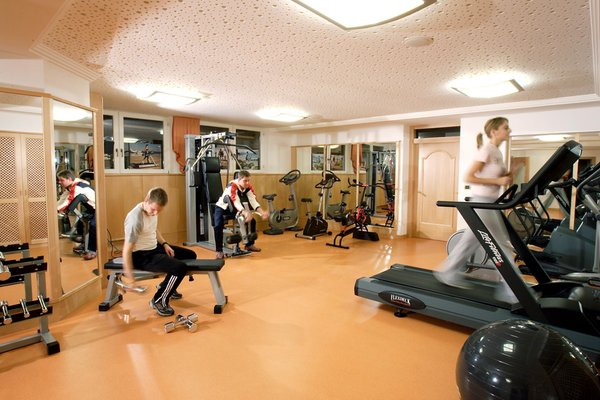 Photo of the fitness area Hotel Arcobaleno