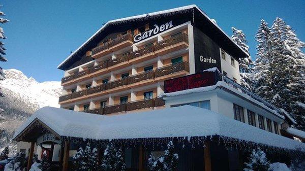 Winter presentation photo Hotel Garden