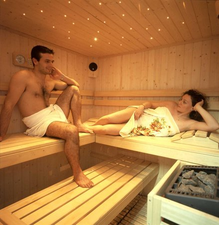 Foto della sauna Andalo