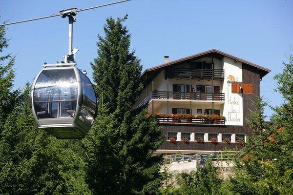 Foto estiva di presentazione Hotel La Baita