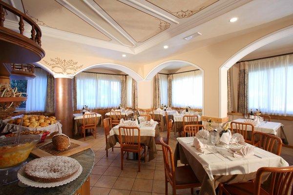 Il ristorante Andalo Splendid
