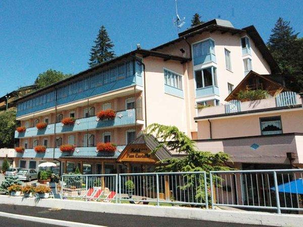 Foto estiva di presentazione Pian Castello - Hotel 3 stelle