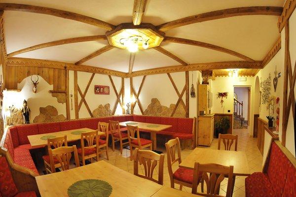 The common areas Hotel Pian Castello