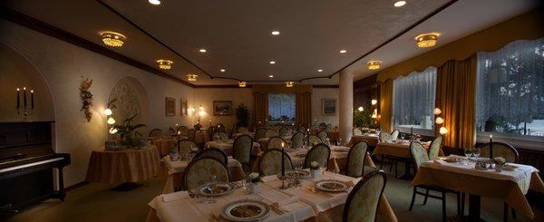 Il ristorante Molveno Miralago