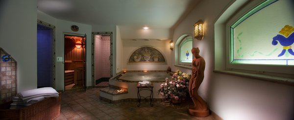 Photo of the wellness area Hotel Miralago