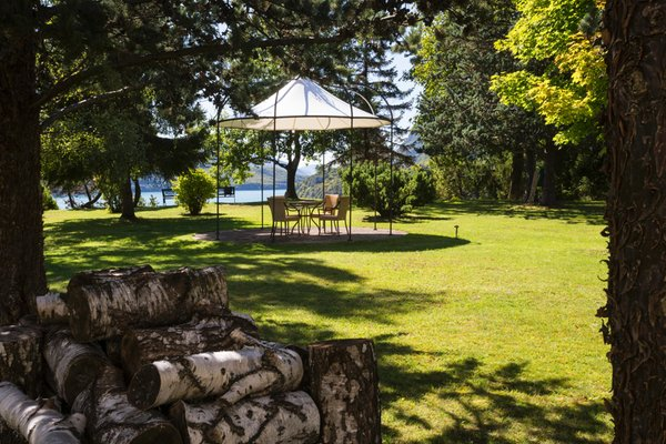 Foto vom Garten Molveno