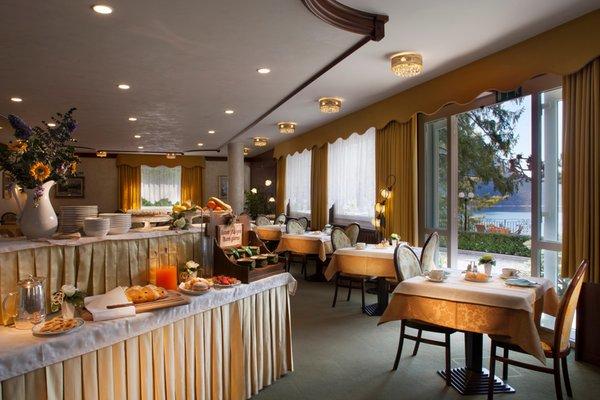 Die Gemeinschaftsräume Hotel Miralago
