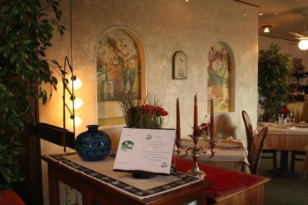Das Restaurant Molveno Miralago