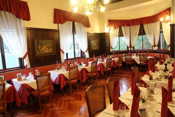 Il ristorante Molveno Lago Park Hotel