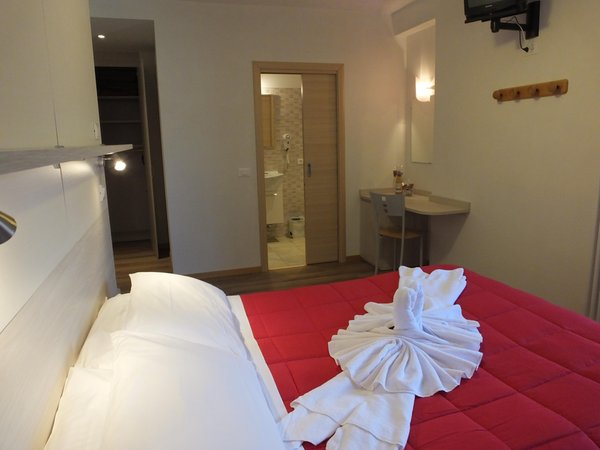 Foto della camera Hotel Alle Rose