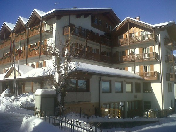 Photo exteriors in winter Olisamir