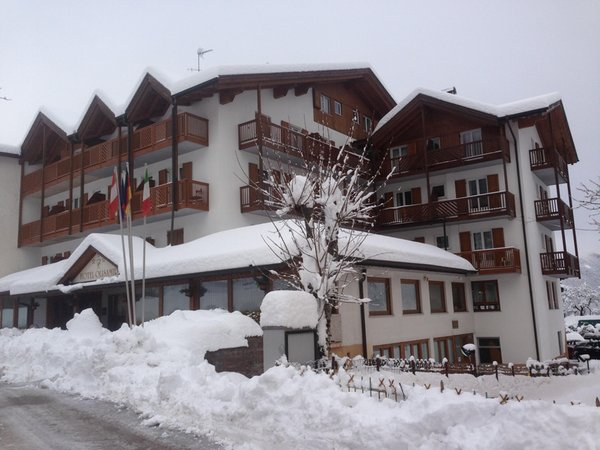 Winter presentation photo Hotel Olisamir