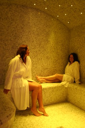 Photo of the sauna Cavedago