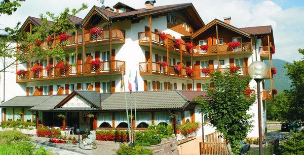 Summer presentation photo Hotel Olisamir
