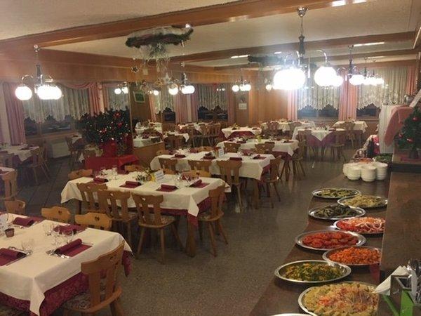 The breakfast Hotel Olisamir