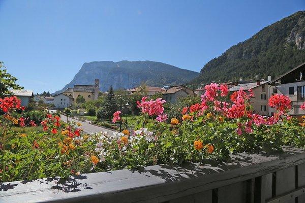 Foto del balcone Stella Alpina