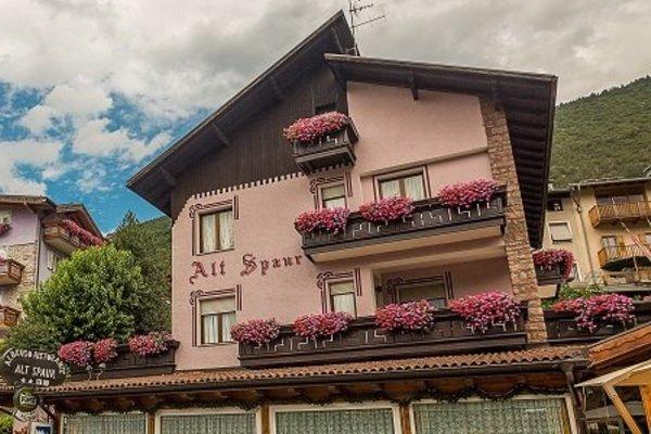 Foto estiva di presentazione Alt Spaur - Albergo 2 stelle