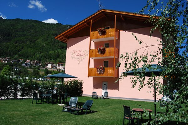 Präsentationsbild Arnica Hotel Garni & Appartements