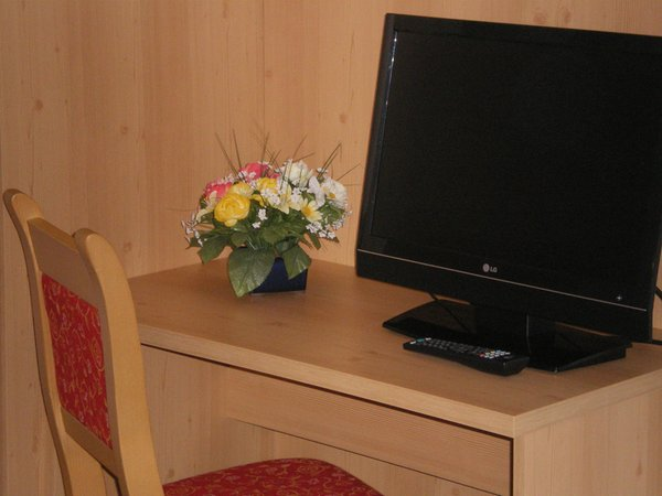 Foto di alcuni dettagli Arnica Hotel Garni & Appartamenti