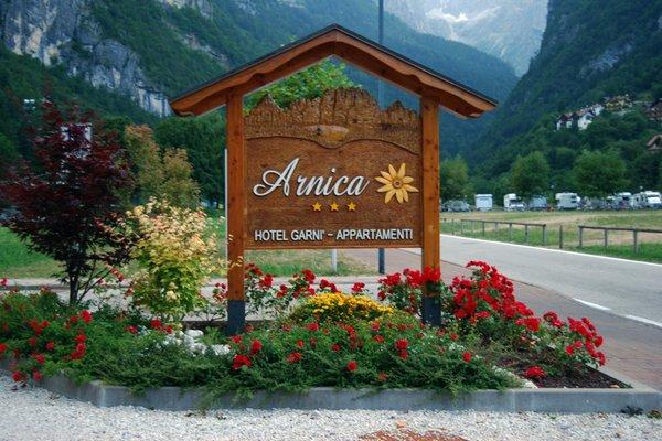 Foto esterno Arnica Hotel Garni & Appartamenti