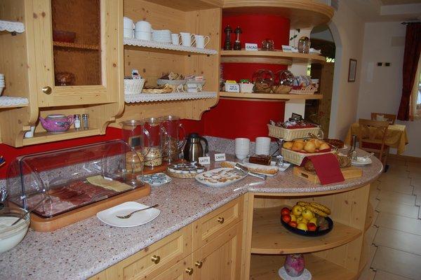 Das Restaurant Molveno Arnica Hotel Garni & Appartements