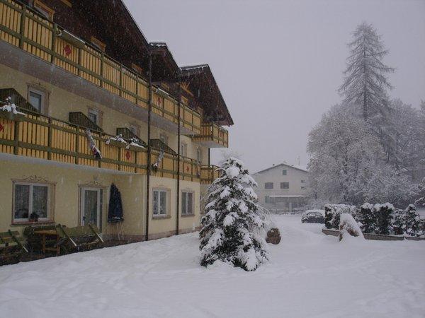 Foto invernale di presentazione Relax - Garni-Hotel 3 stelle
