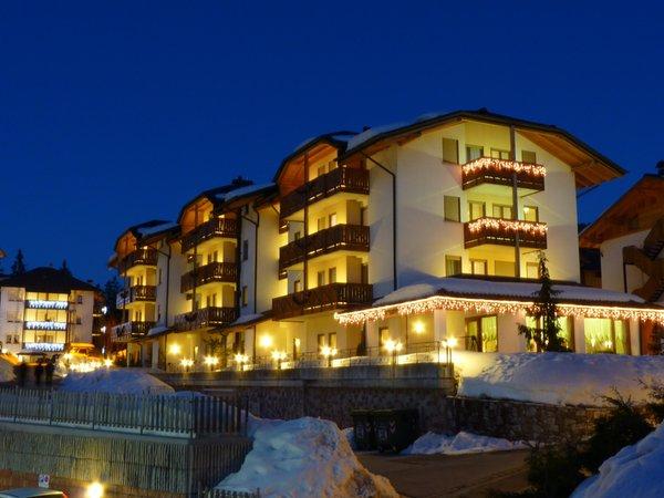 Foto invernale di presentazione Alba Nova - Residence 3 stelle