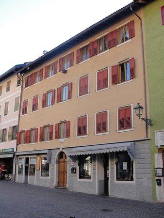 Foto Außenansicht im Sommer Case delle Dolomiti