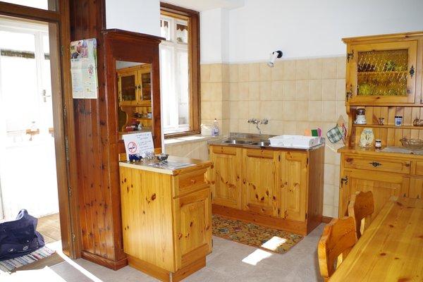 Photo of the kitchen Case delle Dolomiti
