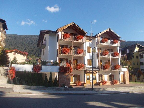 Foto estiva di presentazione Cima Tosa - Residence 3 stelle