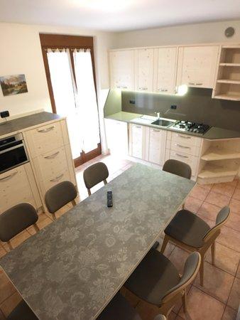 Foto della cucina Cima Tosa