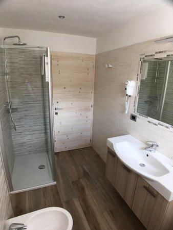 Foto del bagno Residence Cima Tosa