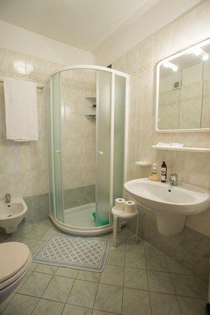 Foto del bagno Residence Betulla